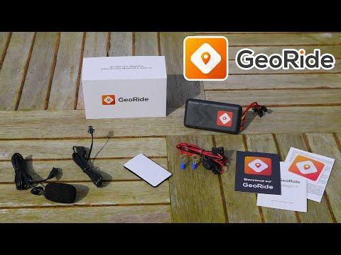 Test Du Système De Protection GeoRide : Bien Plus Qu'un Simple Tracker GPS Moto