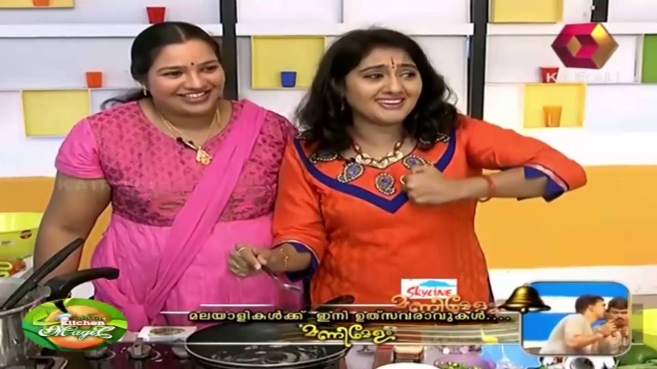 Winners of Celebrity Kitchen Magic Show on Kairali TV are ...
