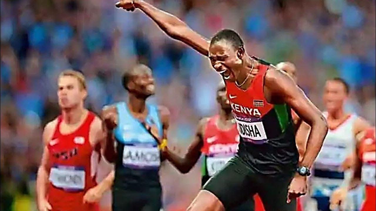 The Moment David Rudisha Became the 800 Meter GOAT