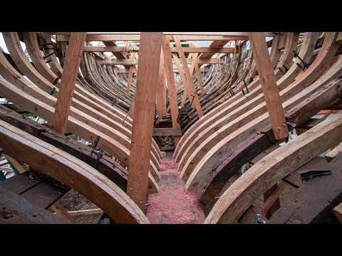 replacing-more-108-year-old-frames-/-wooden-boatbuilding-(tally-ho-ep39)