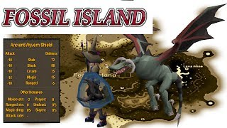 Fossil Island Map Yt