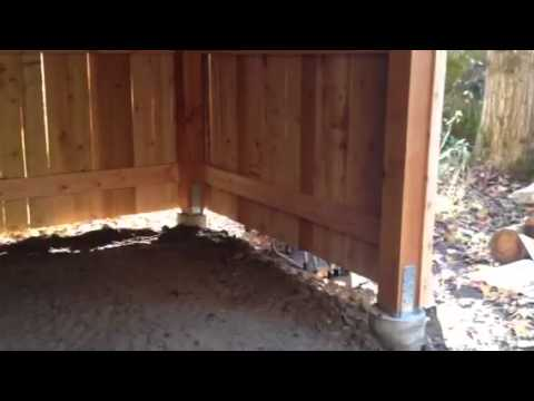 Custom Built Tractor Shed Youtube