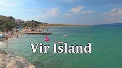 VIR ISLAND - LOZICE CROATIA 4K