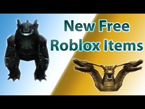 free roblox items 2019