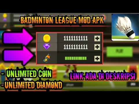 badminton league hack apk