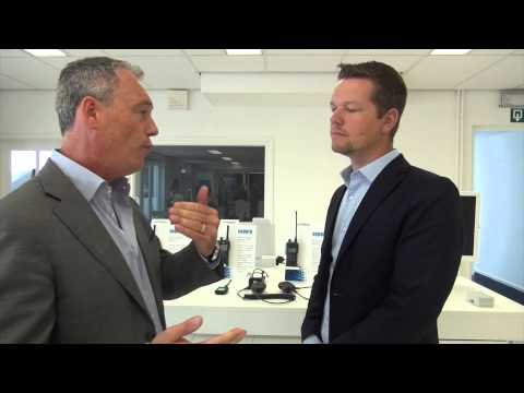 Interview Lars-Magnus Gustafsson, Senior BDM, Sepura PLC