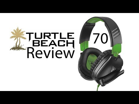Turtle Beach Recon 70 Review & Sound Test Xbox One Edition