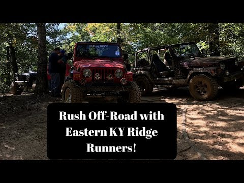 Hitting the Trails at Rush Off-Road