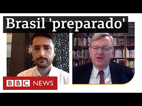Brasil está 'preparado'
