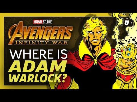 Avengers Infinity War: Where is Adam Warlock?