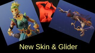 Fortnite Season 6 NEW skin (STRAW OPS) and glider (FIELD WRAITH) by TNTextreme