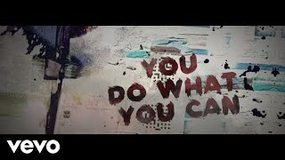 Bon Jovi - Do What You Can (Lyric Video)