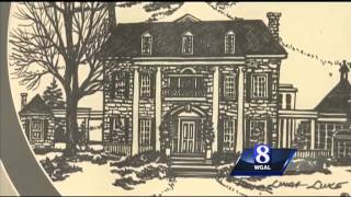 News 8 tours Milton Hershey's High Point Mansion
