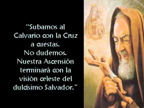 El Sufrimiento Pensamiento Santo Padre Pio