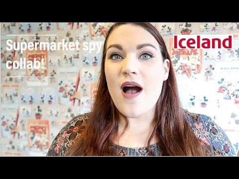 Supermarket Spy Collab | ICELAND