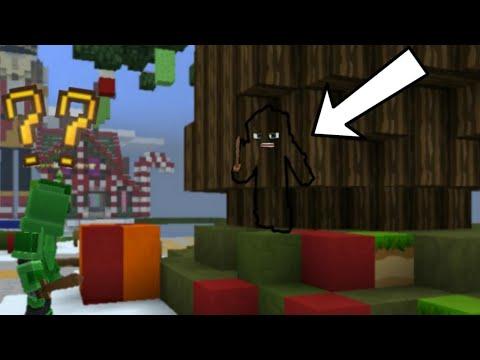 LEGENDARY Hiding Spot #2 in Bedwars!! (Blockman GO)