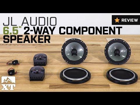 "Jeep Wrangler JL Audio 6.5"" 2-Way Component Speaker (1987-2017 Wrangler YJ, TJ, JK) Review"