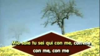con te partiro ANDREA BOCELLI karaoké italien collection BULLA