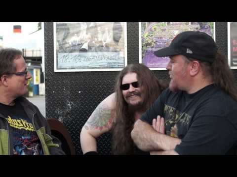 Blitzkrieg Tour Documentary 2014 (British metal band)