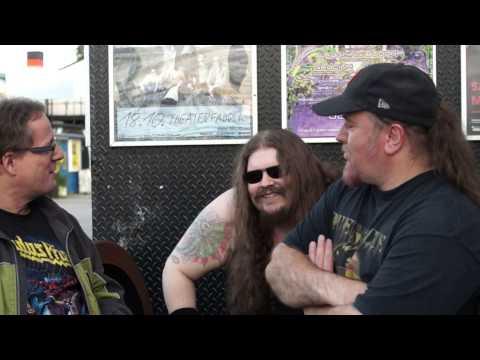 Blitzkrieg Tour Documentary 2014 (British metal band)