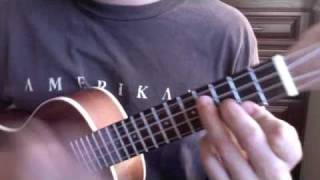 Ukulele Tutorial #7 (The Break Up Song)