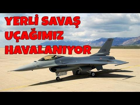 Yerli Ve Milli Savaş Uçağı Sona Doğru! Türk Malı Uçak Ne Zaman Havalanacak?