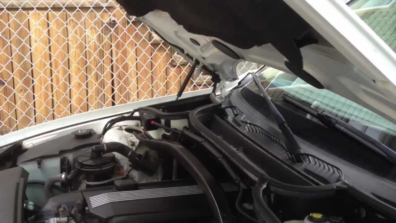 How To Install A Cabin Air Filter In A BMW X3 X5 DIY