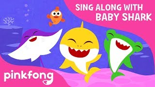 Hello, Baby Shark! | Sing Along with Baby Shark | Pinkfong Songs for Children