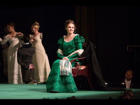 "Polina Shamaeva. Olga's Aria ""Ah, Tanya, Tanya"" - Eugene Onegin - Tchaikovsky"