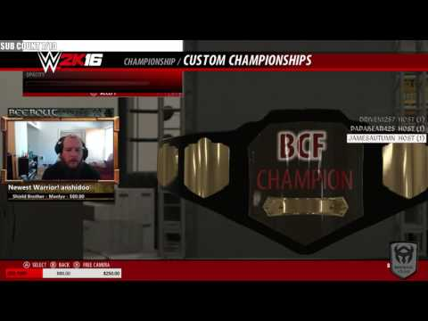 BCF Creations #interactive  #CGN