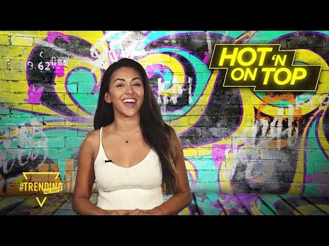 JESSICA LESACA COUNTS DOWN 90s TRENDS  // HOT N ON TOP