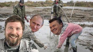 Янукович, не выкапывай наш янтарь