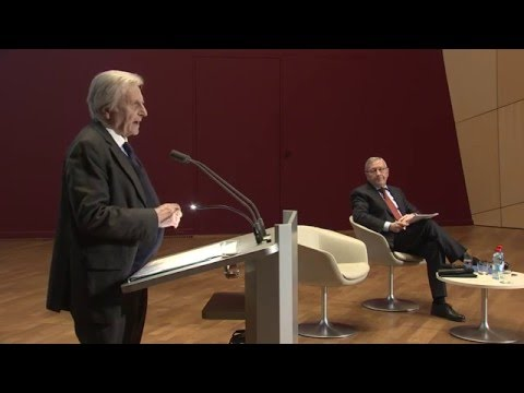 Former ECB President Jean-Claude Trichet speaks at ESM Conference