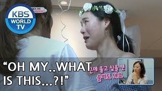 Junmu throws a surprise baby shower for his pregnant wife, Kahi![The Return of Superman/2018.07.29]