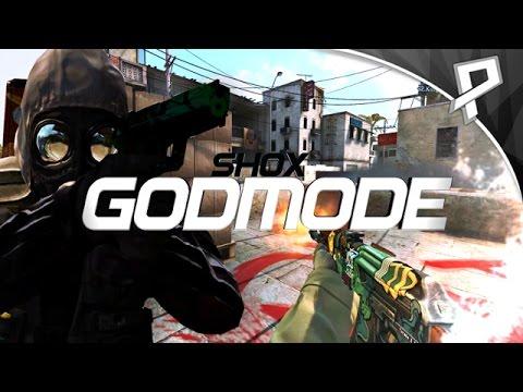 CS:GO shox - GODMODE (Fragmovie)