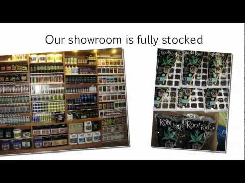 Grow Shop Dublin Ireland - Dublin Indoor Gardening