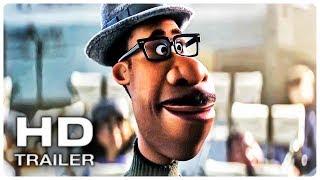 ДУША Русский Трейлер 2 2020 Тина Фей Disney Pixar Мультфильм HD
