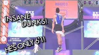 Isaiah Rivera INSANE DUNKS! One of the BEST Dunkers in the WORLD Video