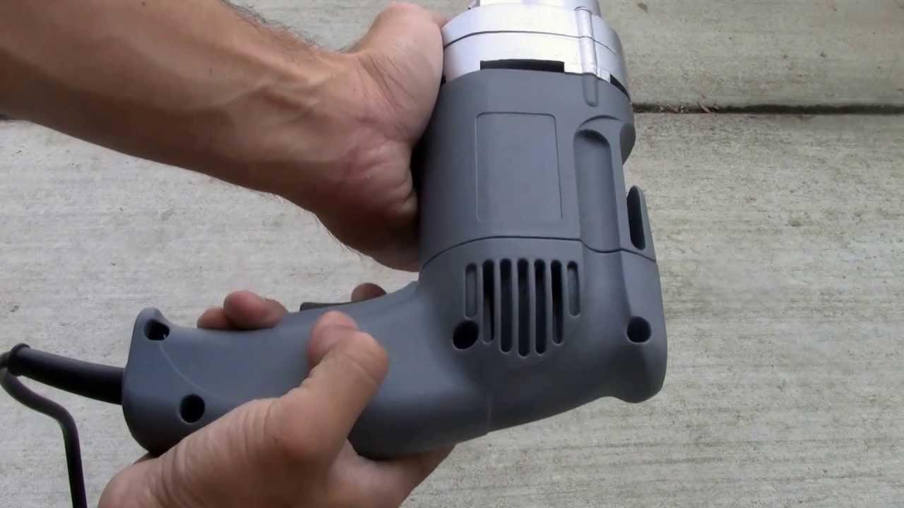 Electric Head Metal Cutting Shear 18 14 Gauge Steel Cutter Snip – Steel Cutters Metal Cutting