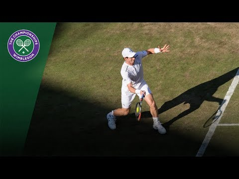 HSBC Play of the Day - Andy Murray
