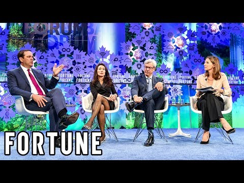 Global Forum 2018: Business and Digital Transformation I Fortune