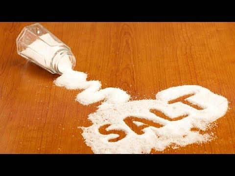 На соль на здоровье. (заговор)