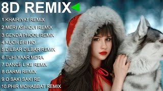 8D Remix 2020 Songs | LATEST HINDI REMIX SONGS | 8D Song Headphones