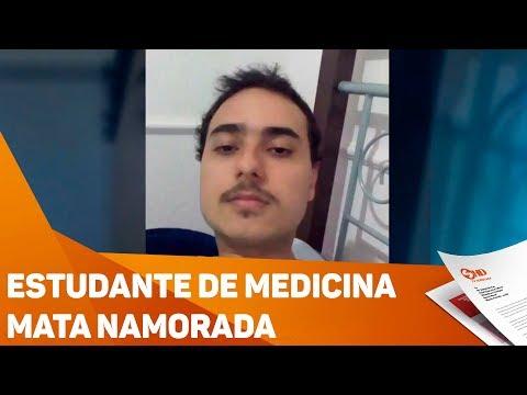 Estudante de medicina mata namorada - TV SOROCABA/SBT