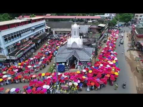 Manarcad Pally Perunnal 2017 - Rasa