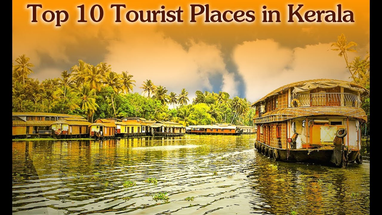 Top 10 Tourist Places In Kerala India  Most Beautiful -7244