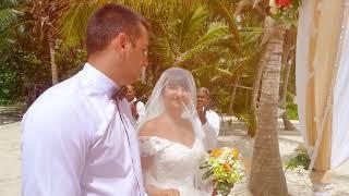 Сергей и Евгения / Свадьба в Доминикане