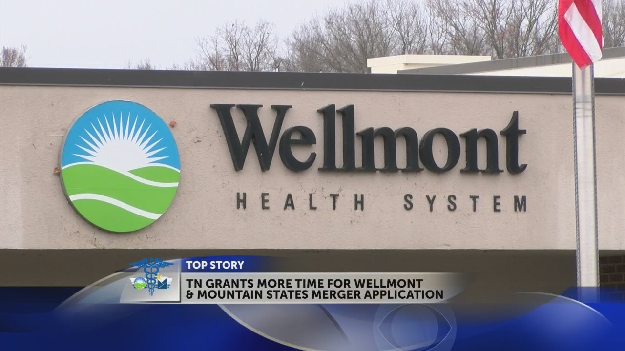 TN Dept  of Health: Mountain States, Wellmont COPA application for proposed  merger 'not complete'