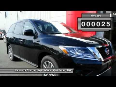 Nissan Of Bourne >> 2015 Nissan Pathfinder Bourne Ma Np3385 Youtube
