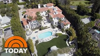 Luxury Living! Robert Frank Gives A Peek Inside Secret Homes Of The Super Rich | TODAY